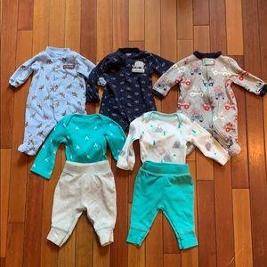 *LOT* Newborn baby boy clothes